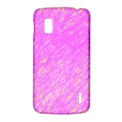 Pink pattern LG Nexus 4