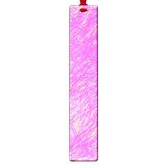 Pink pattern Large Book Marks