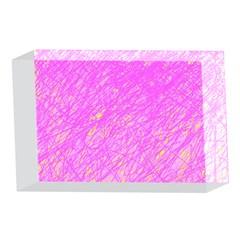Pink pattern 4 x 6  Acrylic Photo Blocks