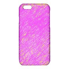 Pink pattern iPhone 6/6S TPU Case