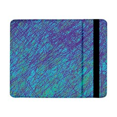 Blue pattern Samsung Galaxy Tab Pro 8.4  Flip Case