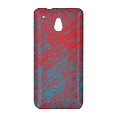 Red and blue pattern HTC One Mini (601e) M4 Hardshell Case