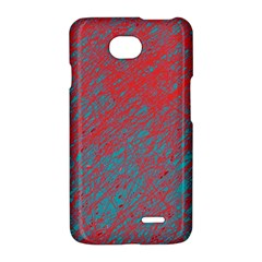 Red and blue pattern LG Optimus L70