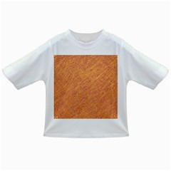 Orange pattern Infant/Toddler T-Shirts