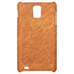Orange pattern Samsung Infuse 4G Hardshell Case
