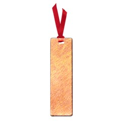 Orange pattern Small Book Marks