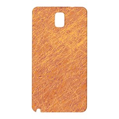 Orange pattern Samsung Galaxy Note 3 N9005 Hardshell Back Case