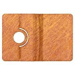 Orange pattern Kindle Fire HDX Flip 360 Case
