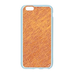 Orange pattern Apple Seamless iPhone 6/6S Case (Color)