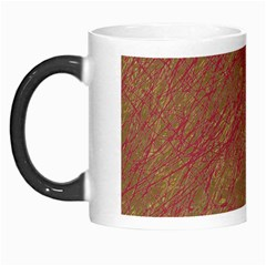 Brown pattern Morph Mugs