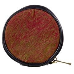 Brown pattern Mini Makeup Bags