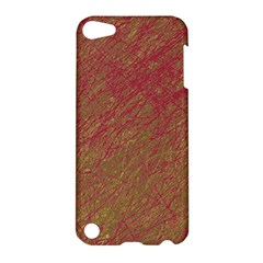 Brown pattern Apple iPod Touch 5 Hardshell Case