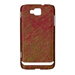 Brown pattern Samsung Ativ S i8750 Hardshell Case