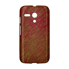 Brown pattern Motorola Moto G