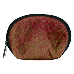 Brown pattern Accessory Pouches (Medium)