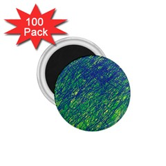 Green pattern 1.75  Magnets (100 pack)