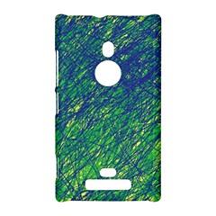 Green pattern Nokia Lumia 925
