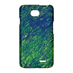 Green pattern LG Optimus L70