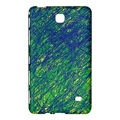 Green pattern Samsung Galaxy Tab 4 (7 ) Hardshell Case