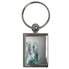 Dog Key Chains (rectangle)