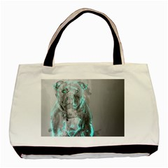 Dog Basic Tote Bag
