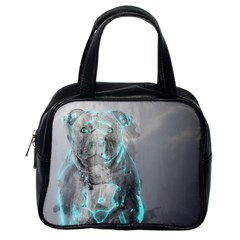 Dog Classic Handbags (One Side)