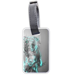 Dog Luggage Tags (One Side)