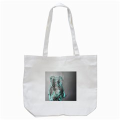 Dog Tote Bag (White)