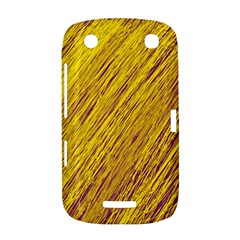 Yellow Van Gogh pattern BlackBerry Curve 9380