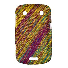 Yellow, purple and green Van Gogh pattern Bold Touch 9900 9930