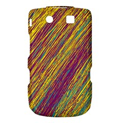 Yellow, purple and green Van Gogh pattern Torch 9800 9810