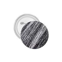 Black and White decorative pattern 1.75  Buttons