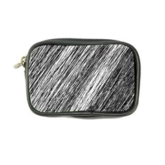 Black and White decorative pattern Coin Purse