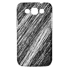 Black and White decorative pattern Samsung Galaxy Win I8550 Hardshell Case