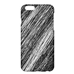 Black and White decorative pattern Apple iPhone 6 Plus/6S Plus Hardshell Case