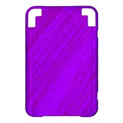 Purple pattern Kindle 3 Keyboard 3G