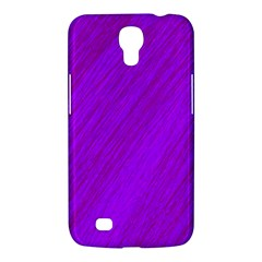 Purple pattern Samsung Galaxy Mega 6.3  I9200 Hardshell Case