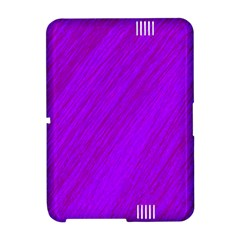 Purple pattern Amazon Kindle Fire (2012) Hardshell Case