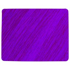 Purple pattern Jigsaw Puzzle Photo Stand (Rectangular)