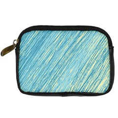 Light blue pattern Digital Camera Cases
