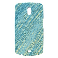 Light blue pattern Samsung Galaxy Nexus i9250 Hardshell Case
