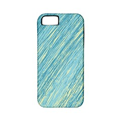 Light blue pattern Apple iPhone 5 Classic Hardshell Case (PC+Silicone)