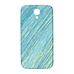 Light blue pattern Samsung Galaxy S4 I9500/I9505  Hardshell Back Case