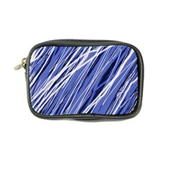 Blue elegant pattern Coin Purse