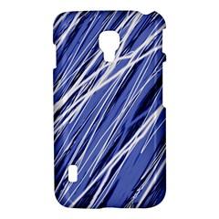 Blue elegant pattern LG Optimus L7 II
