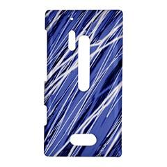 Blue elegant pattern Nokia Lumia 928