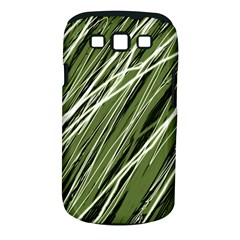 Green decorative pattern Samsung Galaxy S III Classic Hardshell Case (PC+Silicone)