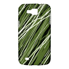 Green decorative pattern Samsung Galaxy Premier I9260 Hardshell Case