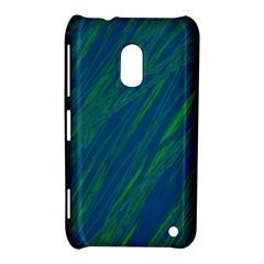 Green pattern Nokia Lumia 620