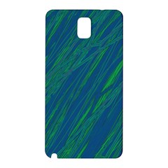 Green pattern Samsung Galaxy Note 3 N9005 Hardshell Back Case